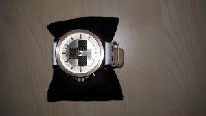 oozoo armbanduhr weiß