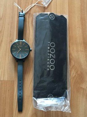 Oozoo Damen Armbanduhr Uhr blau Bronze neu Geschenk