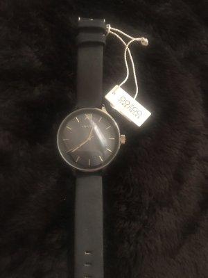 Oozoo Damen Armbanduhr Uhr blau Marmor neu dunkelblau