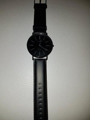 Oozoo Vintage Uhr schwarz *neu*