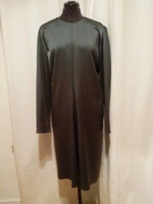 Opalgrün/graues Kleid von COS in Gr. 42