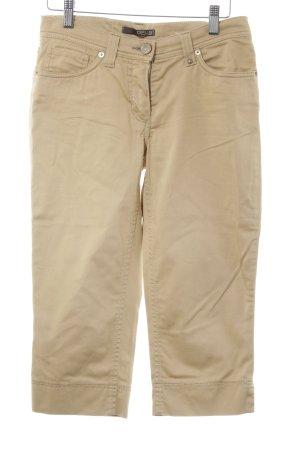 Opus 7/8-Hose beige Casual-Look