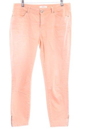 Opus Jeans a 7/8 albicocca stile casual