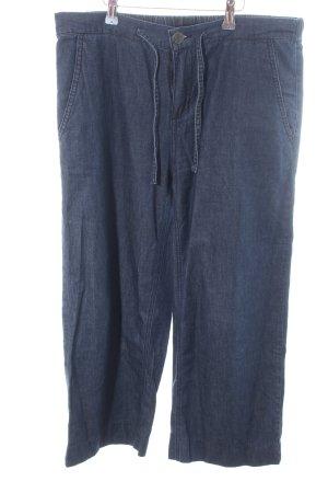 Opus 7/8 Length Jeans blue casual look