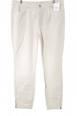 "Opus Jeans a 7/8 ""Elida "" crema"