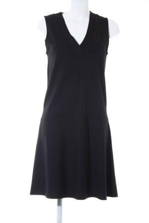 Opus A-Linien Kleid schwarz Casual-Look