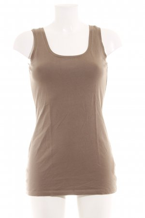 Opus Basic Top ocker-camel Casual-Look