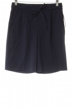 Opus Bermudas dark blue casual look