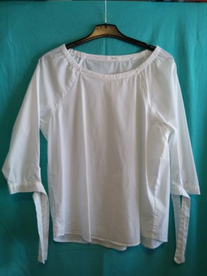 Opus Bodysuit Blouse white