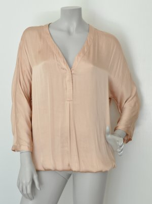 Opus Bluse Shirtbluse FABOLIE Polyester apricot (sheer rose) Gr. 40