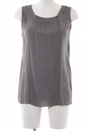 Opus Blouse Top green grey classic style