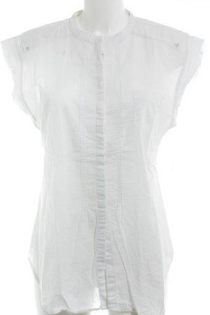Opus Blusa bianco sporco stile professionale