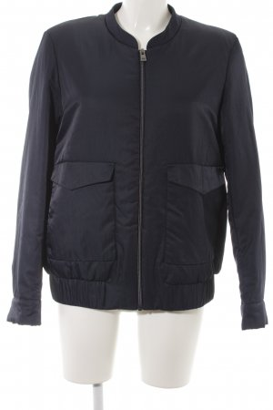 Opus Bomber Jacket dark blue street-fashion look