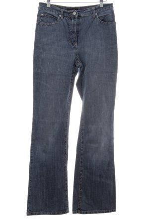 Opus Jeans bootcut gris ardoise style décontracté