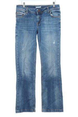 """Opus Boot Cut Jeans """"Lisa"""" stahlblau"""