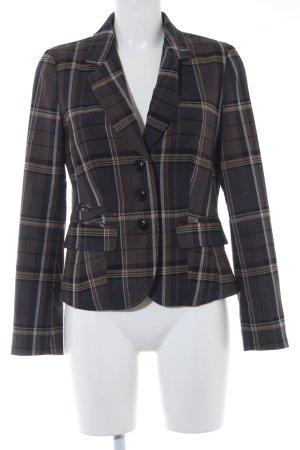 Opus Boyfriend Blazer check pattern retro look