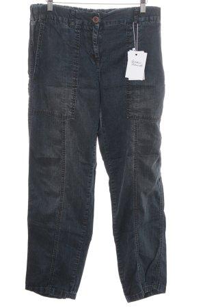 Opus Jeans boyfriend blu scuro stile casual