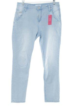 Opus Boyfriend Jeans azure boyfriend style