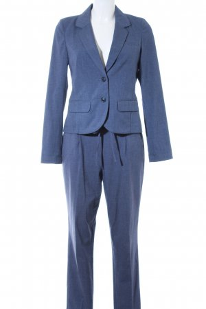 Opus Business-Anzug graublau meliert Business-Look