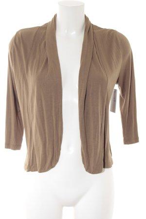 Opus Cardigan camel Casual-Look