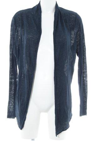 Opus Cardigan blu scuro stile casual