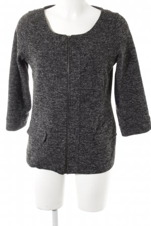 Opus Cardigan meliert College-Look