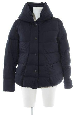 Opus Down Jacket dark blue casual look