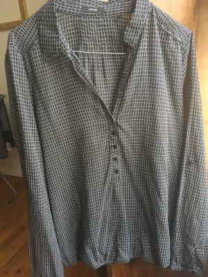 Opus Felkoni Check. Bluse. Sehr dünner angenehmer Stoff