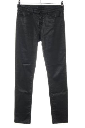 Opus Pantalón de cinco bolsillos negro look casual