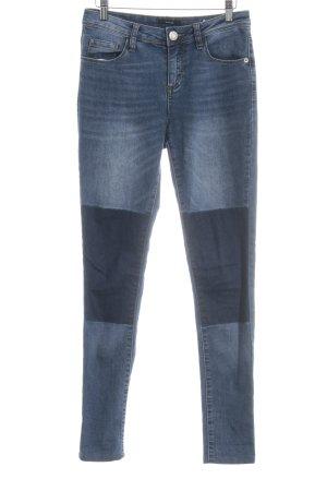Opus Five-Pocket Trousers dark blue casual look