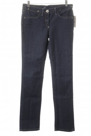 Opus Five-Pocket-Jeans blau
