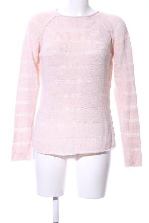 Opus Grobstrickpullover pink Casual-Look