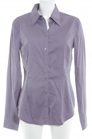 Opus Hemd-Bluse helllila Business-Look