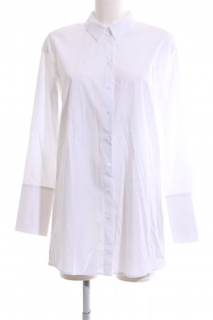 Opus Abito blusa camicia bianco stile professionale