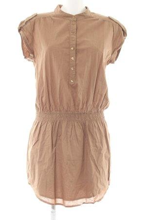 Opus Robe chemise brun style décontracté