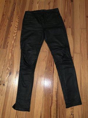 Opus Pantalone elasticizzato nero