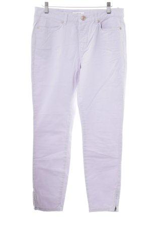 Opus Pantalone a vita bassa malva stile casual