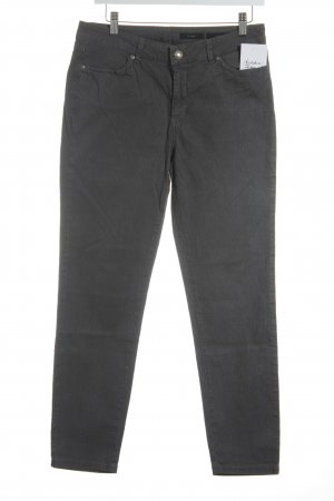 Opus Low-Rise Trousers grey casual look