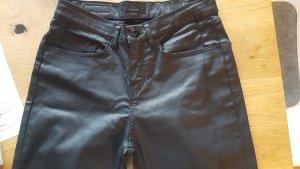Opus Jeans Emily topcoated schwarz Gr.34 *wie neu*