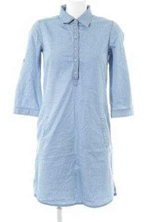 Opus Denim Dress light blue casual look