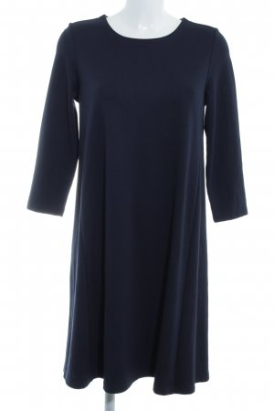 Opus Jersey Dress dark blue casual look