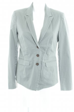Opus Kurz-Blazer grau Business-Look