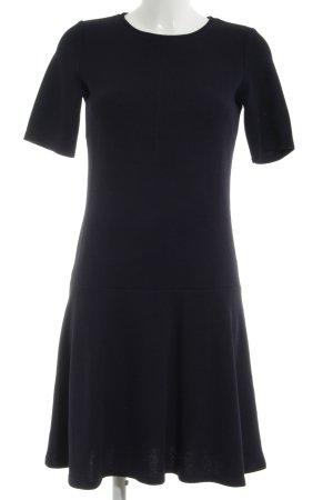 Opus Robe à manches courtes noir élégant
