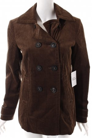 Opus Kurzjacke braun Country-Look