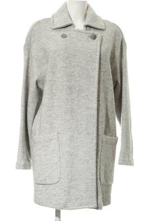 Opus Manteau court gris clair style décontracté