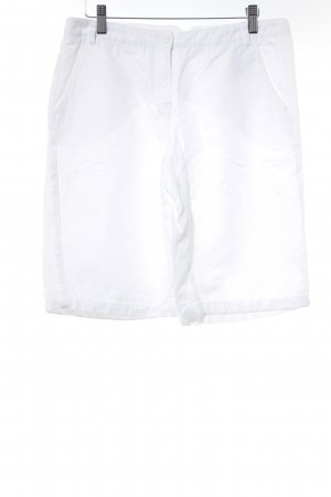 Opus Linen Pants white casual look