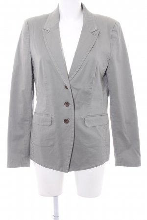 Opus Long-Blazer grau Business-Look