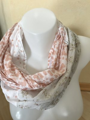 Opus Snood pink-white