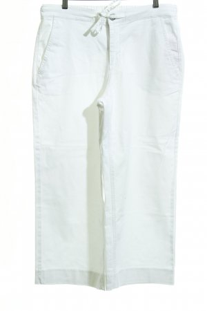Opus Marlene Trousers natural white '90s style
