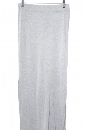 Opus Maxi gonna grigio chiaro stile casual